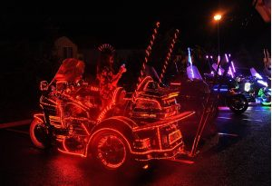 Berwick Light Parade