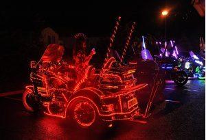 Berwick Light Parade