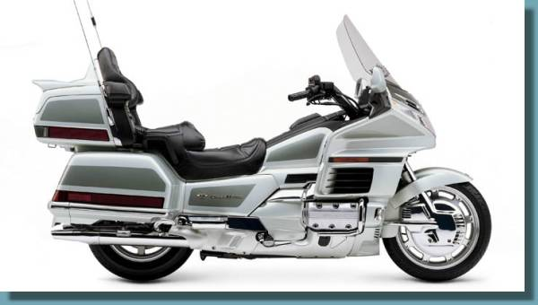 Goldwing 1500 History - Goldwing Misfits