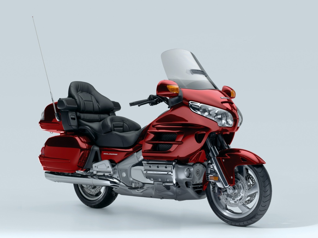 Goldwing 1800 History