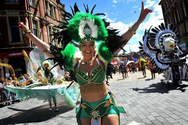 South-Tyneside-Summer-Festival-Parade-2017